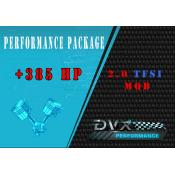 385+ HP DVX Performance Package VW Golf 7 R
