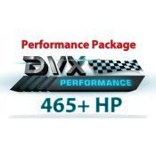 465+ HP DVX Performance Package