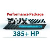 385+ HP DVX Performance Package